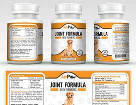 #171 untuk Label Design for Pet Vitamin Brand - JanPaw oleh fmfaruk