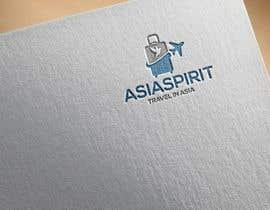 #41 for Design logo for ASIASPIRIT af ftshuvoab