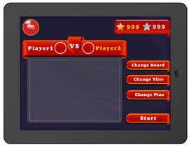 #44 for UI Design for a mobile game af FieldChang