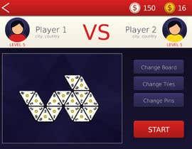 #41 for UI Design for a mobile game af peshan