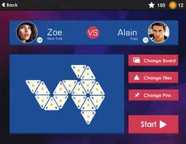 #59 for UI Design for a mobile game af arakelian