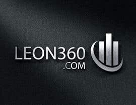 #68 for Need 3D Logo LEON360.COM by tarikul1234