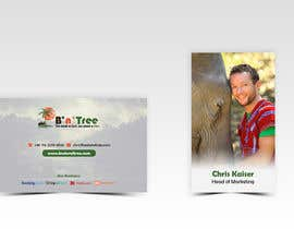 nº 60 pour New B'n'Tree Business Cards Needed par pointlesspixels