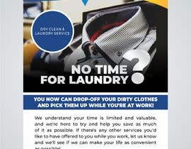 #7 for Create a Flyer - Dry Cleaning by ahmadyusuf1998