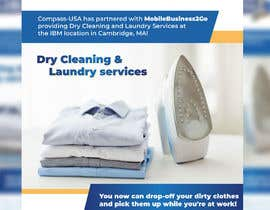 #8 for Create a Flyer - Dry Cleaning by darbarg