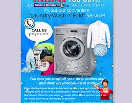 #15 for Create a Flyer - Dry Cleaning af DhanvirArt