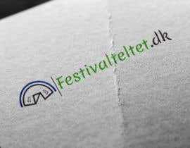 #20 for New logo for website selling pop-up tents for festivals. by Ahhmmar