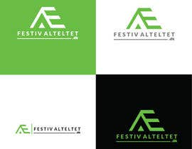 #31 for New logo for website selling pop-up tents for festivals. by BangladeshiBD