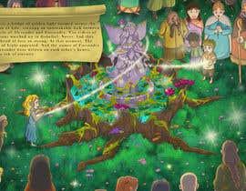 #30 untuk Illustrate a Sample Page of a Children's Book oleh diegonavarrete