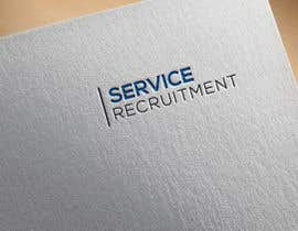 """#321 untuk Require a logo for a recruitment agency called """"Service Recruitment for hiring chefs & porters: oleh Allya24"""