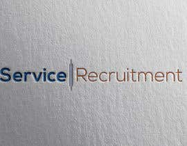"""#307 untuk Require a logo for a recruitment agency called """"Service Recruitment for hiring chefs & porters: oleh Graphicbd35"""