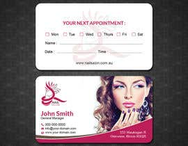 #78 for Business Card Design by papri802030