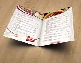 #16 cho Design a menu for a restaurant bởi MateuszDesigner