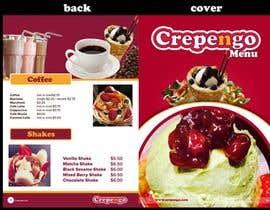 #25 cho Design a menu for a restaurant bởi jhess31