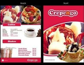 #28 cho Design a menu for a restaurant bởi jhess31