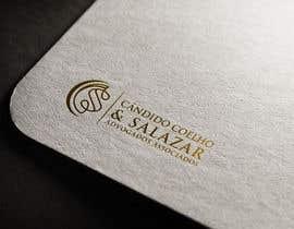 #39 untuk Criação de logo e identidade visual para um escritório de advocacia (Logo and visual identity creation for a law firm) oleh designmhp