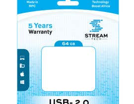 #14 for Package Design For Flash Drive and Memory Card af Amitav2