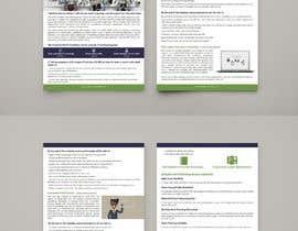 Nro 7 kilpailuun Designing two creative looking flyers for training programs käyttäjältä smileless33