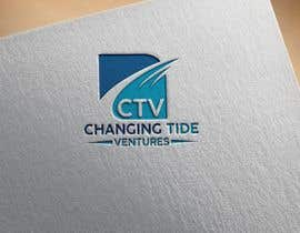 #364 for Design and Logo for Changing Tide Ventures by minachanda149