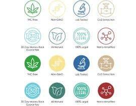 #25 for Icon Designs af NikWB