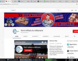 nº 51 pour Design my YouTube Channel Art par somirdn