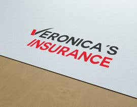 #32 cho VERONICA'S INSURANCE is an insurance company for auto, commercial, RV and so on. We are looking for a new logo that re brands the name VERONICA'S. I attached the actual logo, which we wanna change all. bởi ingenova
