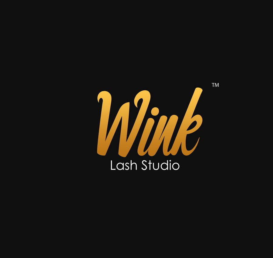 Entry #88 by RihabFarhat for Design a Logo for Wink Lash Studio