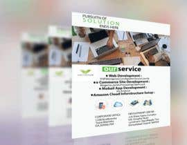 #15 para Design a Flyer for IT service de Rahathossain00