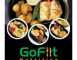 #35 untuk Poster design for Healthy meal Prep called 'GoFiit Nutrition' £10 per poster between 2-5 required maybe more oleh savitamane212
