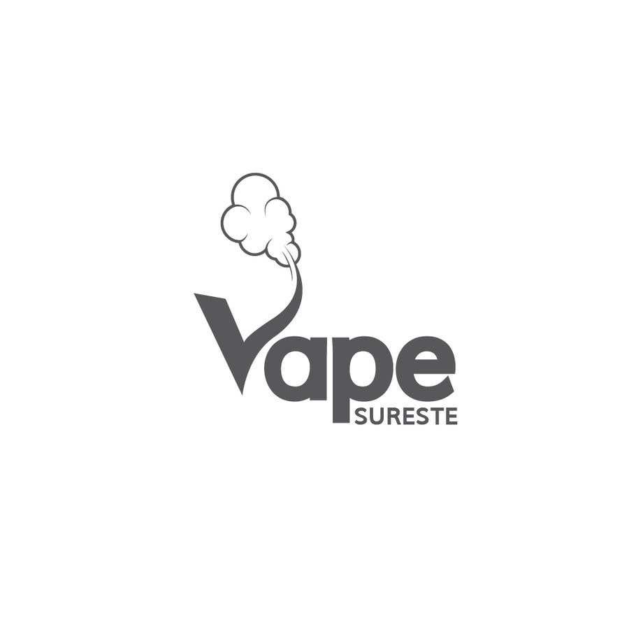 Конкурсная заявка №33 для Vaping Youtube Channel Logo