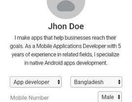 nº 1 pour IPhone App Data Leak text field par durshopnoshawon