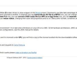 Nro 21 kilpailuun Library to convert from WAV to DSS format käyttäjältä ahmedraza0311