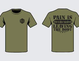 #7 para Mean Green Logo and catchphrase for team shirts de robiulhossi