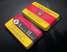 Nro 143 kilpailuun Design some Business Cards käyttäjältä hmabdulaziz8