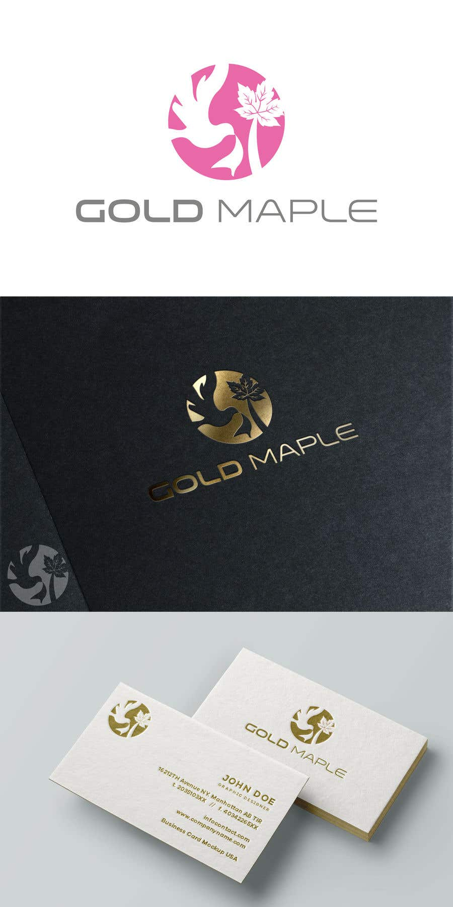 Entry 5 By Creativebd786 For Design Logo Business Card Order Form