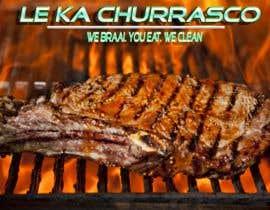 #25 for Le ka  Churrasco by nurimakter
