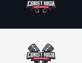 #181 for Need new logo for Coast High Performance a west coast based engine builder av ThunderPen