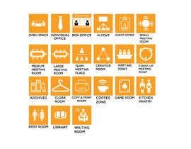 #9 for Create / Update 22 Icons af designtf