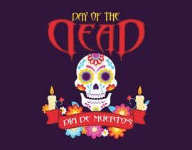nº 70 pour Day of the Dead Logo Contest par paulsanu222