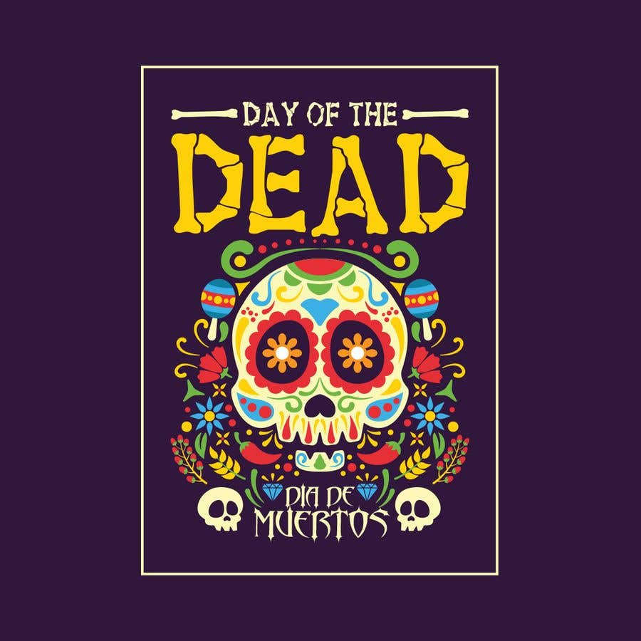 Proposition n°91 du concours Day of the Dead Logo Contest