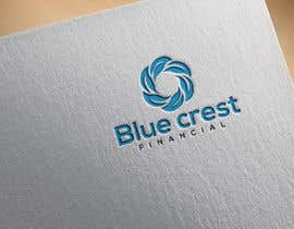 #46 for Blue crest Financial Logo by RezwanStudio