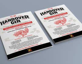 #65 for Design a crowdfunding pamphlet for Handover Gin by DesignerMuhammad