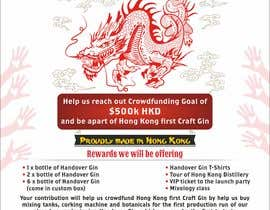 #53 cho Design a crowdfunding pamphlet for Handover Gin bởi SaxenaKuldeep