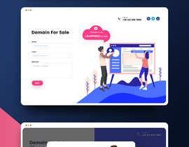 Build A Creative Single Page Domain For Sale Html Template