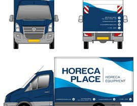 #19 untuk I am looking for a nice design for our company van oleh tolmema