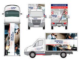 #36 untuk I am looking for a nice design for our company van oleh TheFaisal