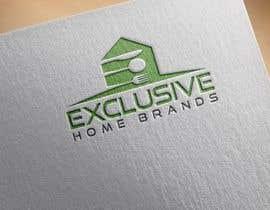 #76 para Design Logo for Exclusive Home Brands de kaygraphic