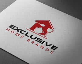 #61 para Design Logo for Exclusive Home Brands de Mahe17