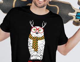 #22 para Design Christmas T-Shirt por priangkapodder
