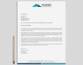 Nro 17 kilpailuun Design a letter head for me käyttäjältä mahmudkhan44